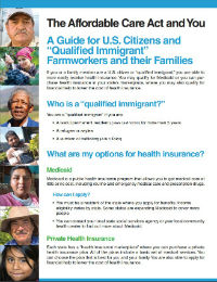Guide for US Citizens and Qualified Immigrants
