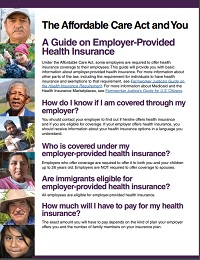 ACA Guide to Employer Provided Health Insurance