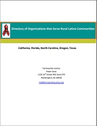 Directory of Organizations that Serve Rural Latino Communities