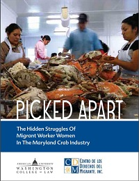 Picked Apart The Hidden Struggles of Migrant Worker Women in the Maryland Crab Industry