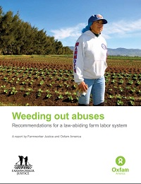 Weeding out Abuses Recommendations for a law-abiding farm labor system