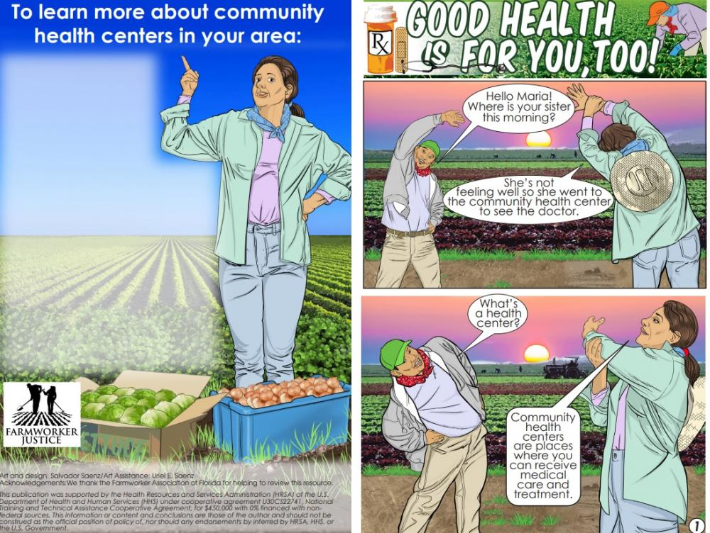 Good Health is for You, Too