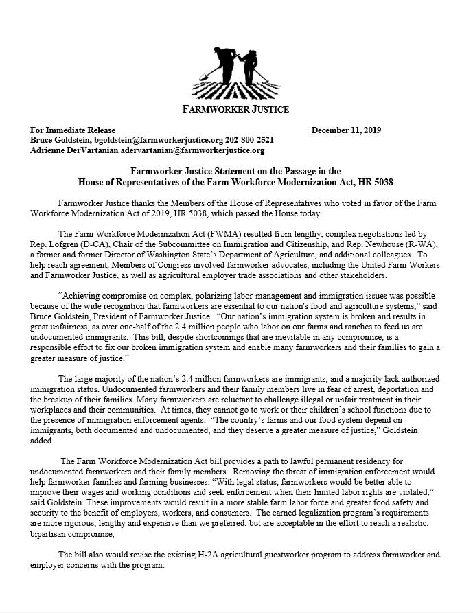 Press statement thumbnail