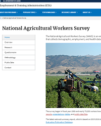 National Agricultural Workers Survey