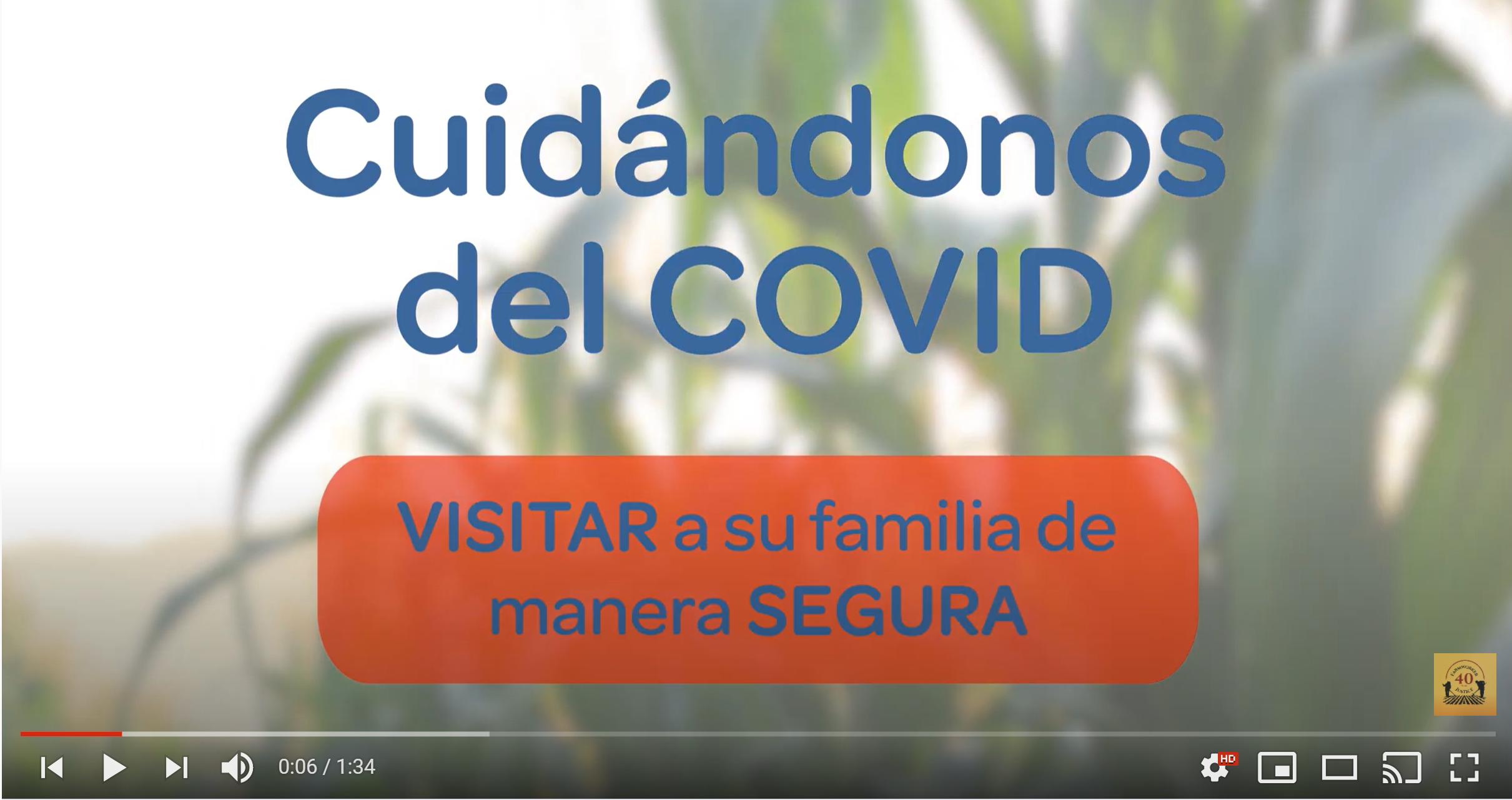COVID-19 Video PSAs